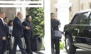 Tổng thống Trump khoe siêu xe