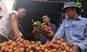 Cả nghìn thương lái đổ bộ về Bắc Giang