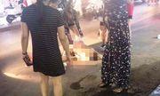 Thanh Hóa: Cô gái trẻ bị đánh ghen kinh hoàng, đổ nước mắm, ớt bột lên người