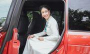 Nhan sắc Hà Kiều Anh sau 26 năm đăng quang Hoa hậu Việt Nam