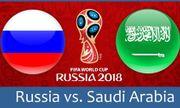 Lịch thi đấu World Cup 2018 ngày 14/6/2018