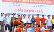 Báo Đời sống và Pháp luật tại miền Trung vô địch Cup Việt Nam Xanh