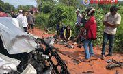 Xe chở Hoàng thân Campuchia gặp tai nạn nghiêm trọng, phu nhân qua đời