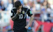 Messi nói gì sau khi đá hỏng penalty khiến Argentina hòa thất vọng