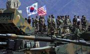 Mỹ, Hàn Quốc có thể tuyên bố ngừng tập trận chung trong tuần này
