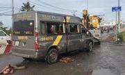 Tin tai nạn giao thông mới nhất ngày 19/6/2018