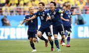 Colombia vs Nhật Bản 1 - 2: Những Samurai xanh tạo nên