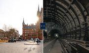 Chùm ảnh thế giới ngầm của các thành phố lộng lẫy nhất châu Âu khiến hàng nghìn người sửng sốt