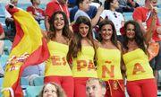 Ngắm những nữ CĐV nóng bỏng trên khán đài World Cup 2018