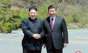 Hôm nay (19/6), nhà lãnh đạo Triều Tiên Kim Jong-un sẽ gặp Chủ tịch Trung Quốc Tập Cận Bình?