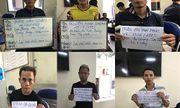 Tạm giữ 6 người Đài Loan lừa đảo qua điện thoại gần 7 tỷ đồng