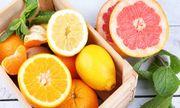 Mách bạn 10 loại thực phẩm giúp chống nắng từ bên trong cơ thể