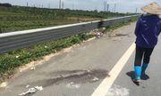 Hiện trường vụ 2 thiếu nữ tử vong trên cầu vượt qua ở Hưng Yên