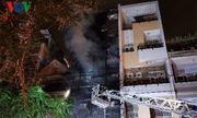 130 lính cứu hỏa dập đám cháy lớn tại khu Chợ Lớn, Sài Gòn
