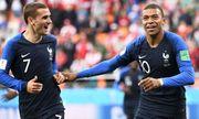 Pháp đánh bại Peru nhờ bàn thắng của Mbappe