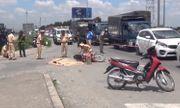 Mẹ tử vong, con trai 4 tuổi bị thương nặng sau cú va chạm với xe tải