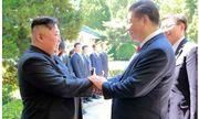 Truyền thông Triều Tiên: Ông Kim Jong-un thảo luận về hợp tác chiến lược với Trung Quốc