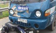 Thái Bình: Va chạm với xe tải, hai vợ chồng thương vong