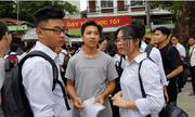 Đáp án, đề thi môn Toán mã đề 107 THPT quốc gia 2018