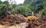 Ít nhất 10 người chết, 10 người mất tích do mưa lũ ở Lai Châu