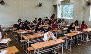 Đáp án, đề thi môn Toán mã đề 105 THPT quốc gia 2018