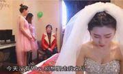 Phù dâu xinh đẹp 'cướp' chú rể ngay trước mặt cô dâu