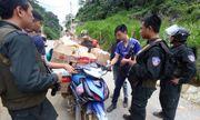 Cảnh sát bao vây tìm bắt 2 kẻ đang cố thủ trong sào huyệt ma túy ở Sơn La