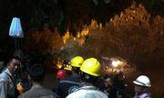 Thám hiểm trong hang động khổng lồ, đội bóng Thái Lan bị mắc kẹt 6 ngày