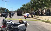Đà Nẵng: Xe máy bị cuốn vào gầm xe ben, 3 người thương vong