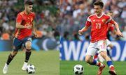 Lịch thi đấu World Cup 2018 ngày 1/7/2018