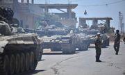Quân nổi dậy thua trận, gần như bị đánh bật khỏi Tây Nam Syria