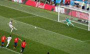 Kết quả vòng 1/8 World Cup 2018: Nga loại Tây Ban Nha trên chấm 11 m
