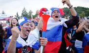 Tin tức World Cup 2018 ngày 2/7/2018: CĐV tưng bừng, Tổng thống Putin chúc mừng ĐT Nga