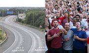World Cup ở Anh: 5 triệu người xin