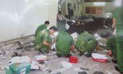 Manh mối phá án vụ nổ tại trụ sở công an phường ở TP. Hồ Chí Minh