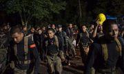 Công bố thời điểm quyết định phải giải cứu đội bóng Thái Lan mắc kẹt trong hang
