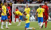 Để thua 2-1 trước Bỉ, Brazil, đại diện cuối cùng của Nam Mỹ tạm biệt World Cup
