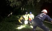 Giải cứu đội bóng nhí Thái Lan: Xe chở 10 thành viên đội cứu hộ rơi xuống vách đá