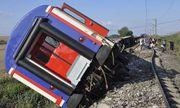 Thổ Nhĩ Kỳ: Tai nạn tàu hỏa nghiêm trọng, hơn 80 người thương vong