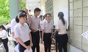 Một số trường đại học đã có điểm chuẩn dự kiến dù chưa chấm xong bài thi THPT quốc gia 2018