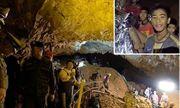 4 cậu bé ra khỏi hang trong đợt giải cứu đầu tiên được gặp lại bố mẹ