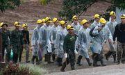 Chiến dịch cuối giải cứu đội bóng nhí Thái Lan: Toàn bộ 12 cầu thủ và huấn luyện viên đã ra khỏi hang an toàn