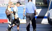 Justin Beiber bay trực thăng riêng về ra mắt gia đình bạn gái mới đính hôn