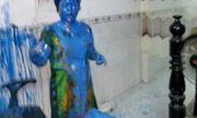 Điều tra vụ nữ giám đốc bị kẻ lạ tạt sơn kín người