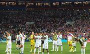Thất bại trước Croatia, hàng loạt cầu thủ Anh bật khóc như mưa