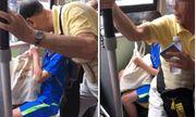 Video: Người đàn ông Trung Quốc gây phẫn nỗ khi giành ghế xe buýt với trẻ em