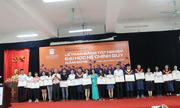 Lễ bế giảng và trao bằng tốt nghiệp cho sinh viên Đại Học Đại Nam khóa 7,8 hệ chính quy đại học