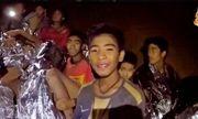 Đội bóng nhí Thái Lan từng dùng tay không cào bùn, đất để sống sót khi nước dâng
