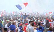 Video: 10 Khoảnh khắc đẹp nhất của CĐV Pháp trong trận chung kết World Cup 2018