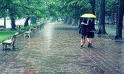 Dự báo thời tiết ngày 17/7/2018: Hà Nội mưa rào, vùng núi phía Bắc đề phòng sạt lở